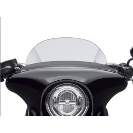 "PARABRISAS LIGHT SMOKE DE 5,5"" SPORT GLIDE: LIGHT SMOKE DE 5,5"""