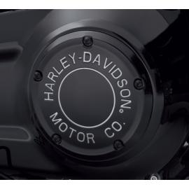 TAPA DERBY MOTOR CO. GLOSS BLACK