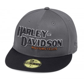 GORRA HARLEY DAVIDSON IRON BLOCK 59FIFTY