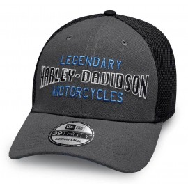 Harley-Davidson® Men's Legendary Colorblocked 39THIRTY Baseball Cap