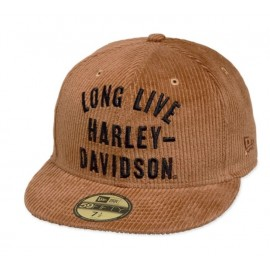 HARLEY-DAVIDSON LONG LIVE MEN'S 59FIFTY CAP