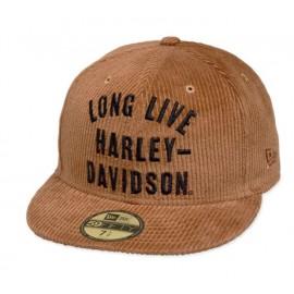 HARLEY-DAVIDSON LONG LIVE MEN'S 59FIFTY CAP