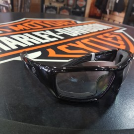 H-D BACKBONE LA SMOKE GREY SUNGLASSES