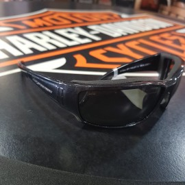 H-D DRIVE2 SMOKE GREY BLACK SUNGLASSES