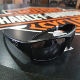 H-D DUEL GREY SILVER BLACK SUNGLASSES