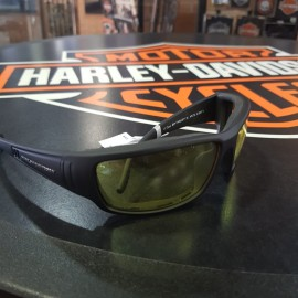 H-D DRIVE2 YELLOW MATTE SUNGLASSES