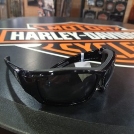 H-D TAT SMOKEY GREY GLOSS SUNGLASSES