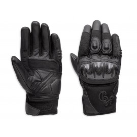 KELLSTER LEATHER & MESH GLOVES