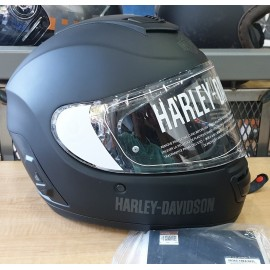CASCO INTEGRAL HARLEY BOOM! AUDIO