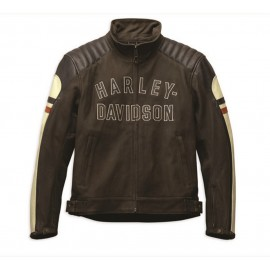 RAYLAND LEATHER JACKET BY HARLEY DAVIDSON