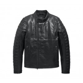 HARLEY DAVIDSON OZELLO PERFORATED LEATHER JACKET