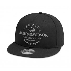 GENUINE 9FIFTY CAP BY HARLEY DAVIDSON