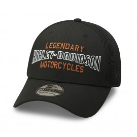 99416-20VM GORRA HARLEY DAVIDSON LEGENDARY MOTORCYCLES 39THIRTY