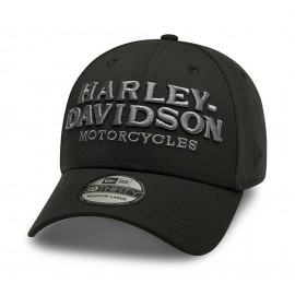EMBROIDERED GRAPHIC 39THIRTY CAP BY HARLEY DAVIDSON