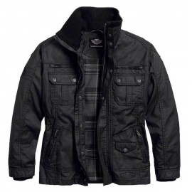 CHAQUETA CASUAL HARLEY DAVIDSON OUT-OF-REACH RUGGED WAXED