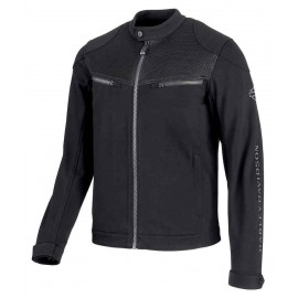3D MESH ACCENT CASUAL SLIM FIT JACKET BY HARLEY DAVIDSON