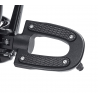 ENDGAME COLLECTION RIDER FOOTPEGS - GRAPHITE BY HARLEY DAVIDSON