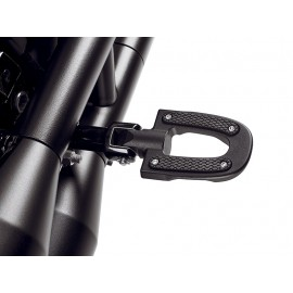 ENDGAME COLLECTION RIDER FOOTPEGS - BLACK ANODIZED BY HARLEY DAVIDSON