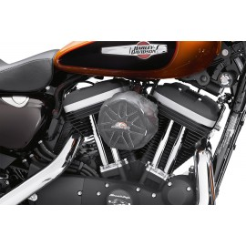 SCREAMIN' EAGLE® EXTREME BILLET AIR CLEANER KIT - CHISEL