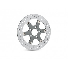 ANNIHILATOR BRAKE ROTOR - REAR - GRAPHITE INNER