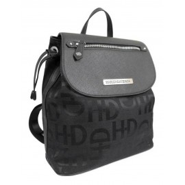 Harley-Davidson® Womens Silky Gray Backpack w/ Adjustable Straps