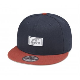 CONTRAST BRIM 9FIFTY CAP BY HARLEY DAVIDSON