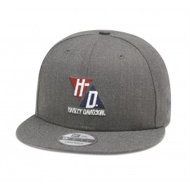 GORRA HARLEY DAVIDSON TRIANGLE H-D® 9FIFTY