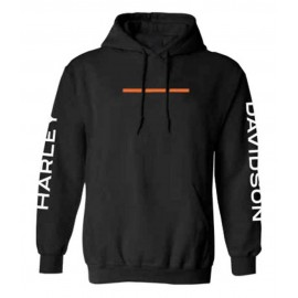 Harley-Davidson® Men's Hyphen Pullover Hooded Sweatshirt
