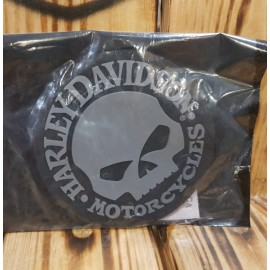 PARCHE TERMOADHESIVO -MULTI COLOR SKULL LOGO IRON-ON PATCH