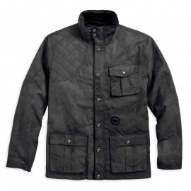 JACKET-OUT,CHASE,WAXED,FIELD,G SIZE L