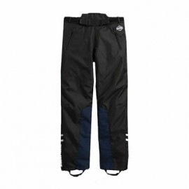 PANT-MESSENGER,WP TEXT,BLK