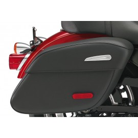 HARLEY DAVIDSON SADDLEBAG RIGHT WHIT LOCK SPORTSTER XL 1200