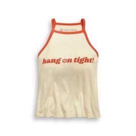 TANK-HANG ON TIGHT,HALTER,KNT,