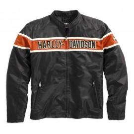 HARLEY-DAVIDSON MEN'S GENERATIONS OUTERWEAR JACKET