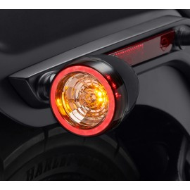 REAR SIGNATURE LED TURN SIGNAL ASSEMBLY HARLEY DAVIDSON