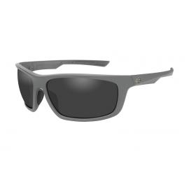 H-D GLASSES TWIN Smoke Grey Matte Grey Frame
