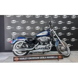 HARLEY DAVIDSON SPORTSTER XL 1200 CUSTOM 2009