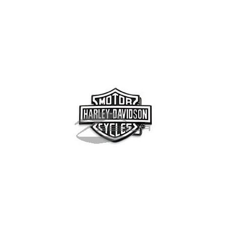 Bar & Shield Logo Buckle
