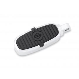 Crested Bar & Shield Logo Footpeg Kit