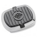 Almohadilla del pedal de freno pequeña Crested&Shield