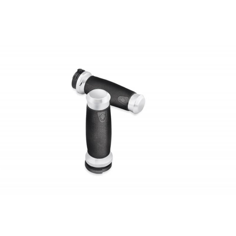 """Puños Get-A-Grip cromados diametro 1,5"""""""