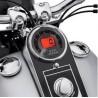 Conjunto de velocímetro digital y tacómetro analógico
