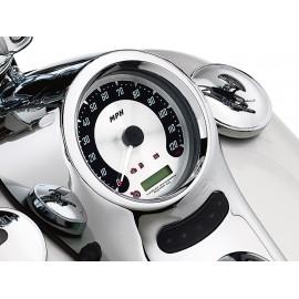 Velocímetro de aluminio centrifugado