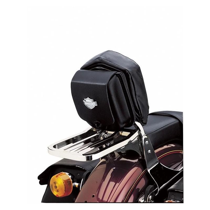 Bolsa de cuero para el arco del respaldo con logotipo Bar&Shield