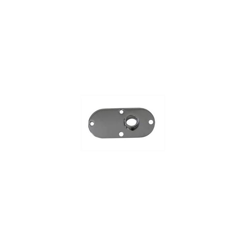 Tapa de inspección de la cadena - Cromada