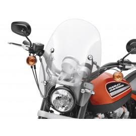 "Quick-Release Super Sport Windshield - 13"" Light Smoke"