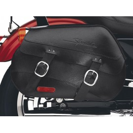 Sportster® Leather Saddlebags