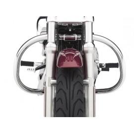 Protección del motor cromada XL ´04 y posteriores