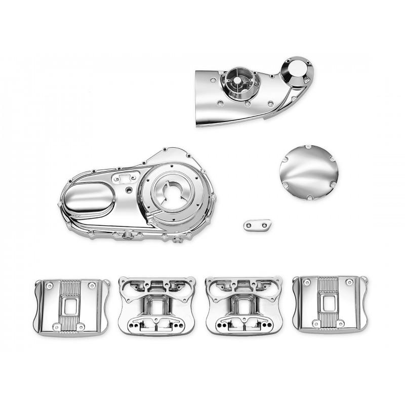 Kit del motor cromado