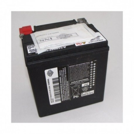 HARLEY DAVIDSON BATTERY 66010-97C